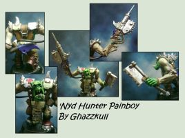 'Nyd Hunter Painboy by Dgs-Krieger