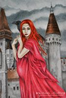Melisandre GOT by HypnoticRose