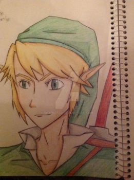 Link Colored by Shariot20