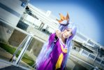 Shiro | No Game No Life [Aki] by CardCaptorNegi