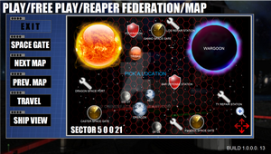 my concept game's: free play map interface by ownerfate