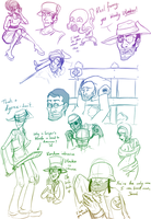 TF2 Sketch Dumpeth by HollywoodVoodoo