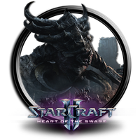 starcraft 2 - heart of the swarm Icon  - s7 by SidySeven