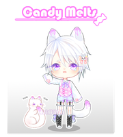 Custom Candy Melt for Lite-kun by Reirii