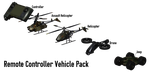 Remote Control Vehicle Pack by ProgammerNetwork