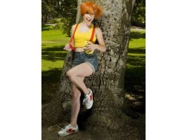 Traci Hines as Misty by TheRealLittleMermaid