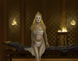 Ilithyia by Vilce