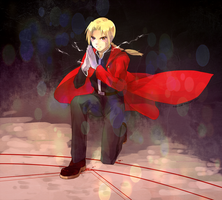 Edward Elric by replicated-marchen