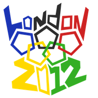 2012 London Olympics Logo 3 by Rubyian