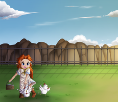 Malon: ''Settle Down!'' by Icy-Snowflakes