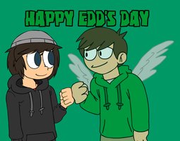 Happy Edd's Day by BillyBCreationz