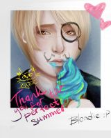 Summer with Nathaniel by muhamir