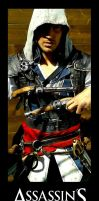 AC IV - Edward Kenway... Are you ready? by RBF-productions-NL