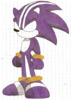 Darkspine Sonic the Hedgehog by MrSoniccloud
