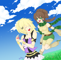 Cheerful Clouds by InnocentxGuilt