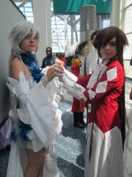 Pandora Hearts: Alice and Alyss by sennalover294