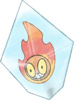 Fakemon Contest Entry: Ignice by Pokemon-Diamond