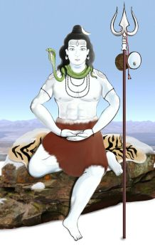 Lord Shiv by kv9
