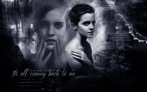 It's all coming back to me now by Mafencey1