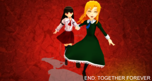 MMD Together by Vocaloidfan33