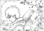 Gaara and Sakura by reenheart