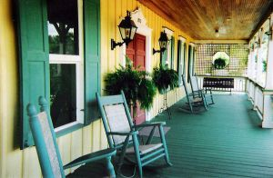 front porch by mirrorimagestock