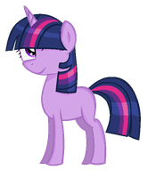 Twilight Sparkle by CookieCreepah