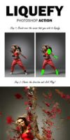 Liquefy Photoshop Action by UnicDesign95
