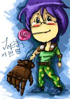 my Avatar of ID by joelee88