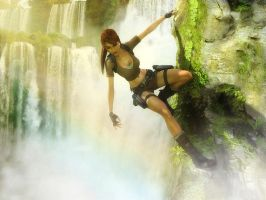 Tomb Raider HD Wallpaper by 2GRK