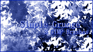 GIMP Simple Grunge by Illyera