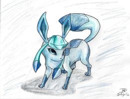 Glaceon by Rachet777