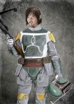 Daryl Fett by SixPixeldesign