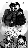 FMA - What's up with that by schellibie