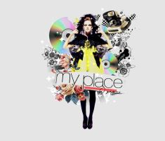 My Place by qeezybaby