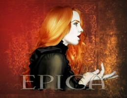 Simone Simons (EDIT) by 1kornygrrl