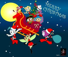 MERRY CHRISTMAS 09 by CrimsonFace