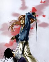 kenshin- nightmare by neysha-sheyla