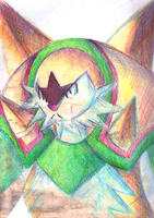 Chesnaught by HenryJDoe