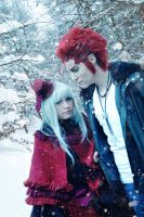 A Red Winter by Khiorii