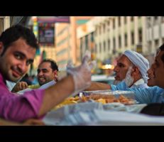 Iftar Time by MARX77