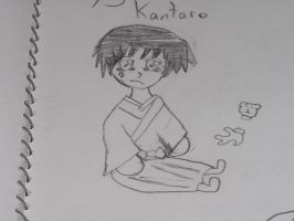 Chibi Kantaro by VenDuckie