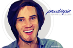 PewDiePie by EVALYSEgraphics
