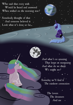 The Rainbow Connection by AmbroseButtercrust