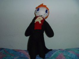 Ron Weasley doll by Sabretooth-Fox