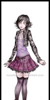 Alice Cullen by MoodyAngst