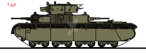 T-35A by thesketchydude13