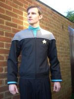 Starfleet Uniform 1 by Doctor-Roberty