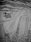 Apocalyptic New York City by Antigone1892