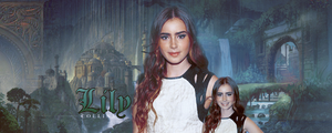 lily collins verde by mochorules